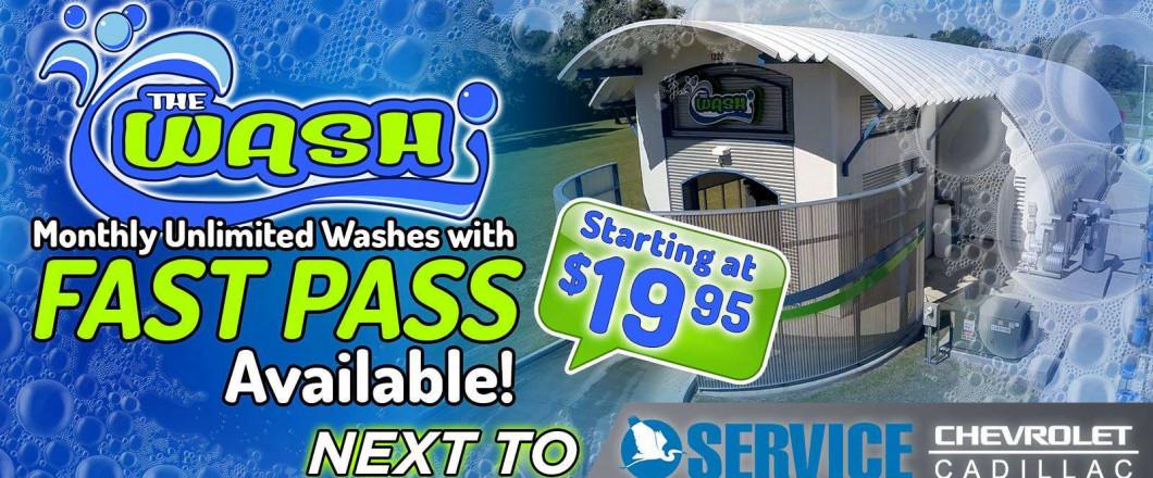 Service Chevrolet Lafayette La >> The Wash Lafayette La Drive Through Car Wash Self